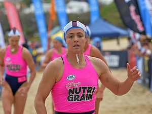 Reigning champ ruled out of Ironwoman Series final