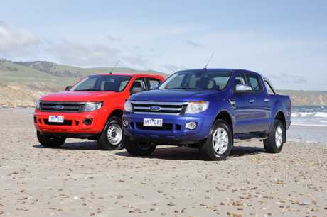 Ford PX Ranger vehicles built from 5 November 2011 to 7 November 2012 may be affected.