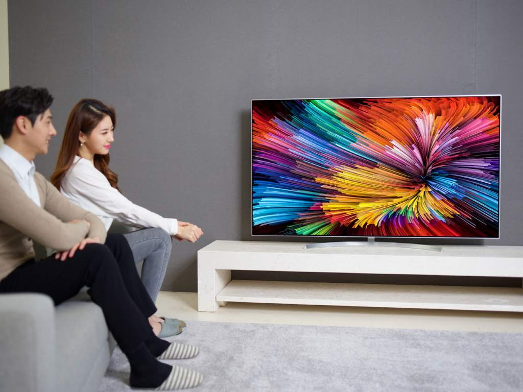 LG has unveiled a new, super thin range of TVs with Dolby Vision and Atmos sound.