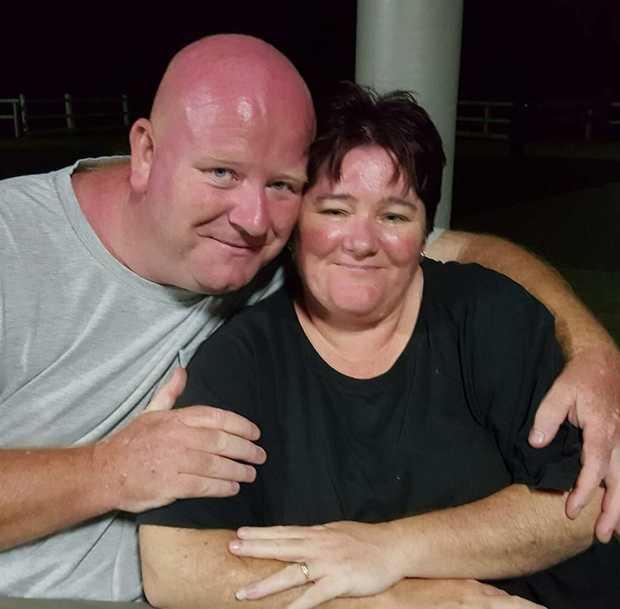 TRAGIC: Rose Dale and Alan Sorensen lost their unborn son.