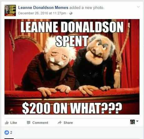 MUPPETS: One of the memes from Leanne Donaldson Memes.