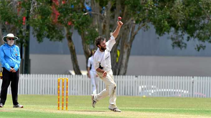 TOP: Caloundra's Jack Cockram is the joint leading wicket taker in 2016/17.