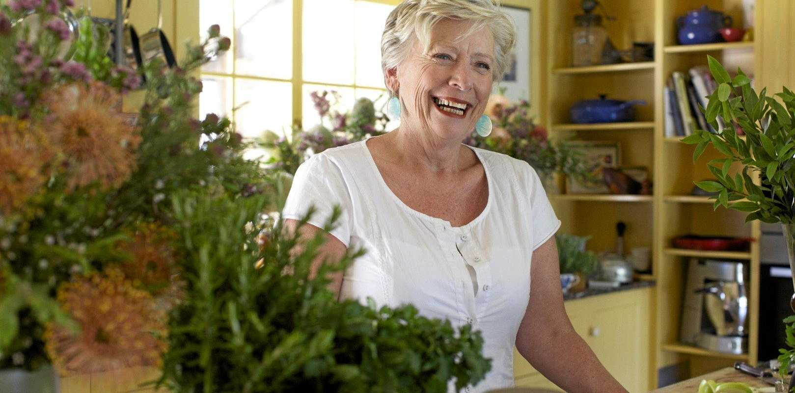 Maggie Beer will bring her passion for cooking to aged care chefs and cooks to Grafton for the first time with her Creating and Appetite for Life program