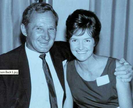 John and Elizabeth (Betty) Anderson.
