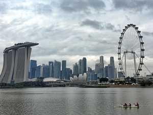 Sunshine Coast's new base in Singapore city
