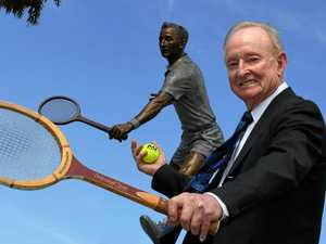 Laver says Kyrgios 'could be the best tennis player in the world'