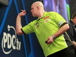Rugby World Cup-winning coach wants darts in Olympics