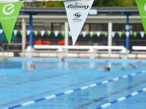 Kingaroy pool closed for repairs