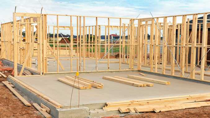 Concerns have been raised over increasing pressure on house construction costs.
