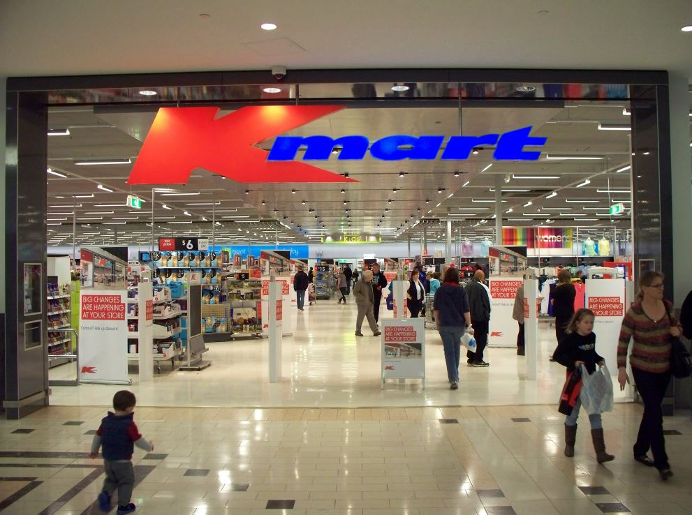 Kmart is opening its new Toowoomba store in March this year.