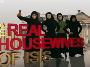 The Real Housewives of ISIS: BBC under fire over skit