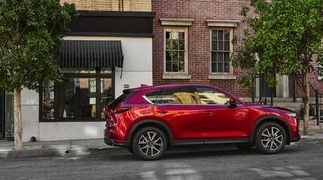 Next-generation 2017 Mazda CX-5