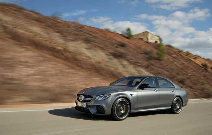 2017 Mercedes-AMG E 63 S 4MATIC