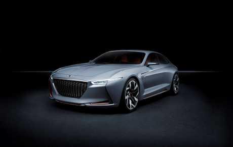 Genesis G70 New York Concept