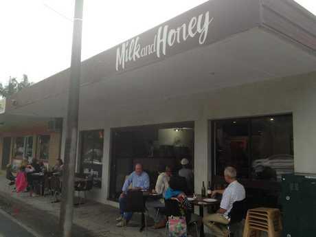 Milk and Honey at Mullumbimby.