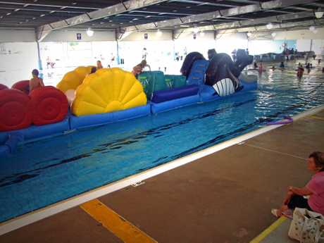 Have a whale of a time this Australia Day on the new WIRAC inflatable.