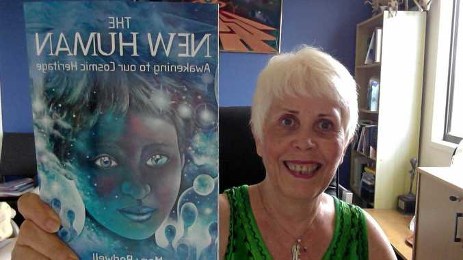 Queensland-based counsellor Mary Rodwell is an expert on alien encounters.