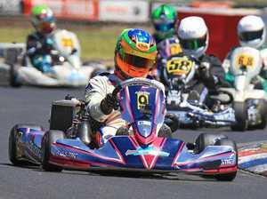 High praise for the Warwick Karting Club