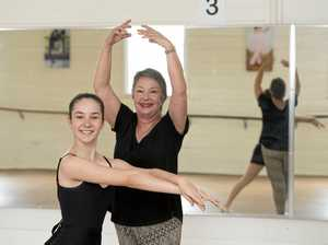 Nana ballerinas reignite passion with next generations