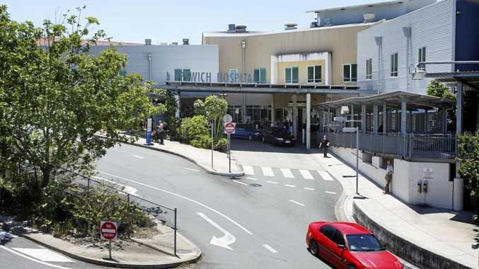 Ipswich General Hospital. Photo: David Nielsen / Queensland Times