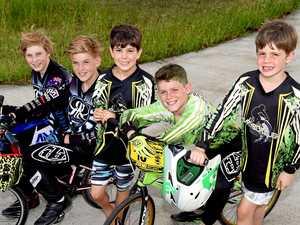 Maryborough BMX club on track to the Gold Coast