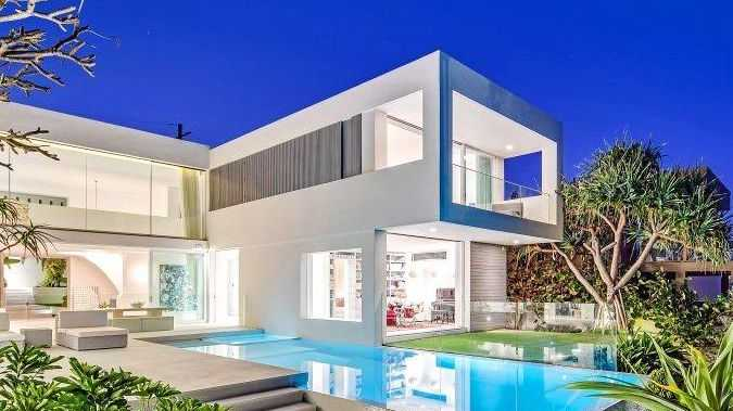 Pat Rafter'house at Seaview Tce, Sunshine Beach, is for sale for $18 million.