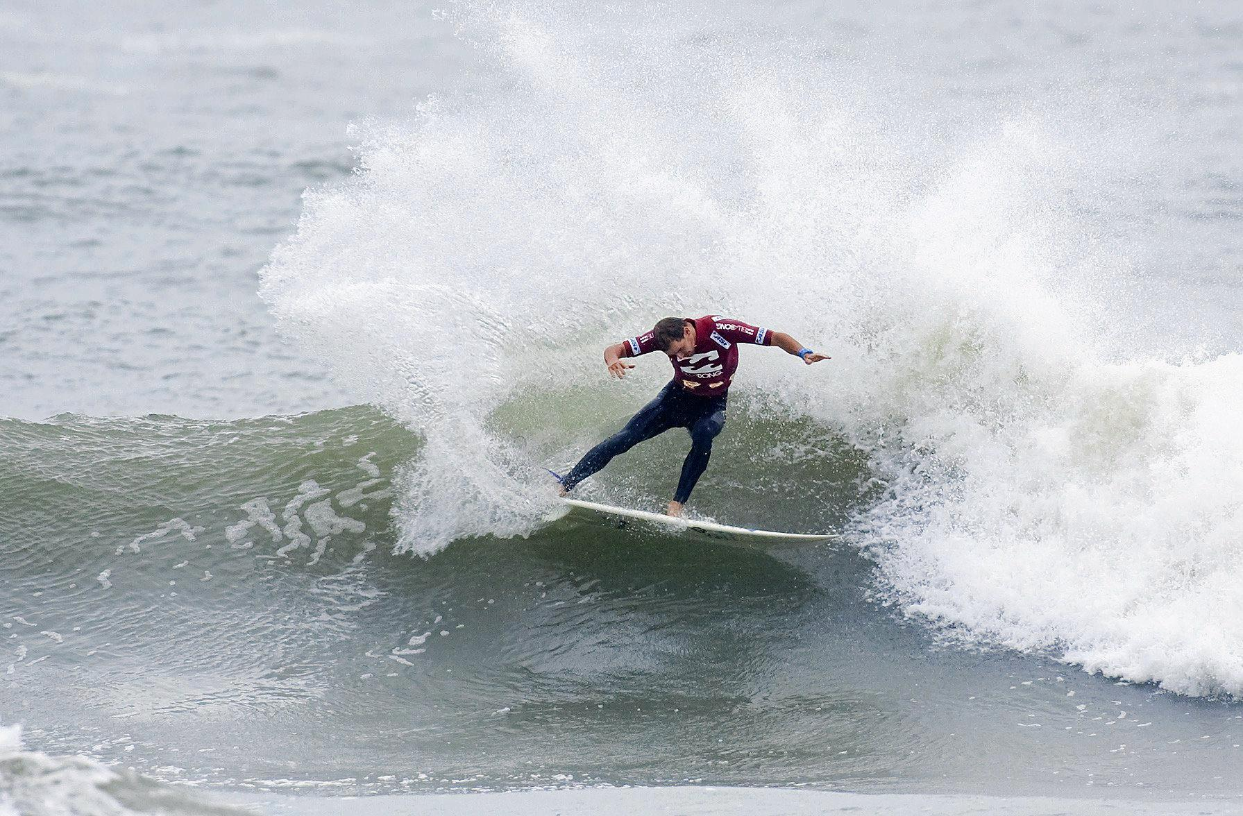 ON SHOW: Former pro surfer Dan Ross will be among the surfers taking part in the reborn Pippi Classic.