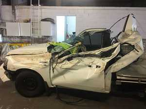 'They were just boys': crash witness tells