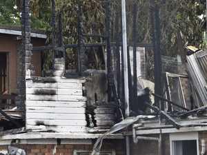 Glennon House Fire