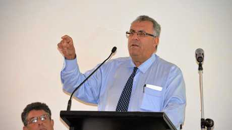 As Canegrowers Queensland chairman Paul Schembri said