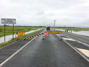 More local roads close due to flooding