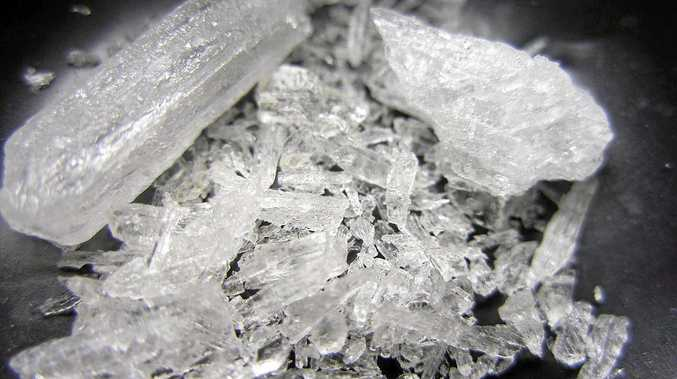 Supplied undated image obtained Monday, Oct. 31, 2016 of crystal methamphetamine or ice. A detailed examination of methamphetamine and crystal methamphetamine (ice) use in Australia, to be presented at the APSAD Scientific Alcohol and Drugs Conference on Monday, has confirmed concerns use of the illicit drugs is significantly higher among rural Australians. (AAP Image/University of Western Australia) NO ARCHIVING, EDITORIAL USE ONLY