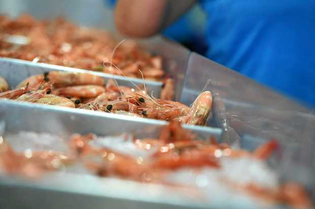 Seafood marketers are worried about the impact a ban on raw, imported prawns will have on the market.
