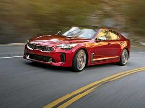 Hot new Kia Stinger GT to fill Commodore and Falcon hole