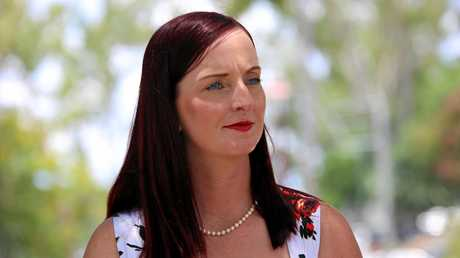 Federal Member for Keppel Brittany Lauga.Photo Kelly Butterworth / Rockhampton Morning Bulletin