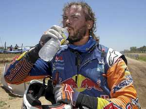 Aussie reveals aftermath of Dakar crash
