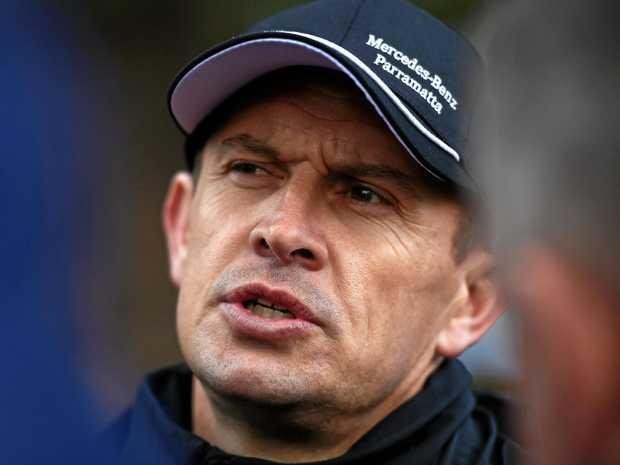 Trainer Chris Waller.