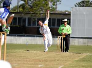 Australs seamer tears through defending champs