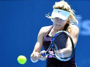 Canadian Bouchard on a mission in Australia