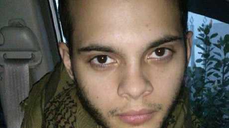 Accused Florida gunman Esteban Santiago.