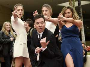 Jimmy Fallon to open Golden Globes with musical spoof