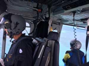 Police still hoping to find missing sailor alive
