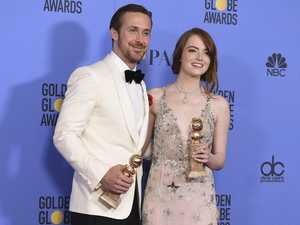 La La Land sweeps Golden Globe Awards