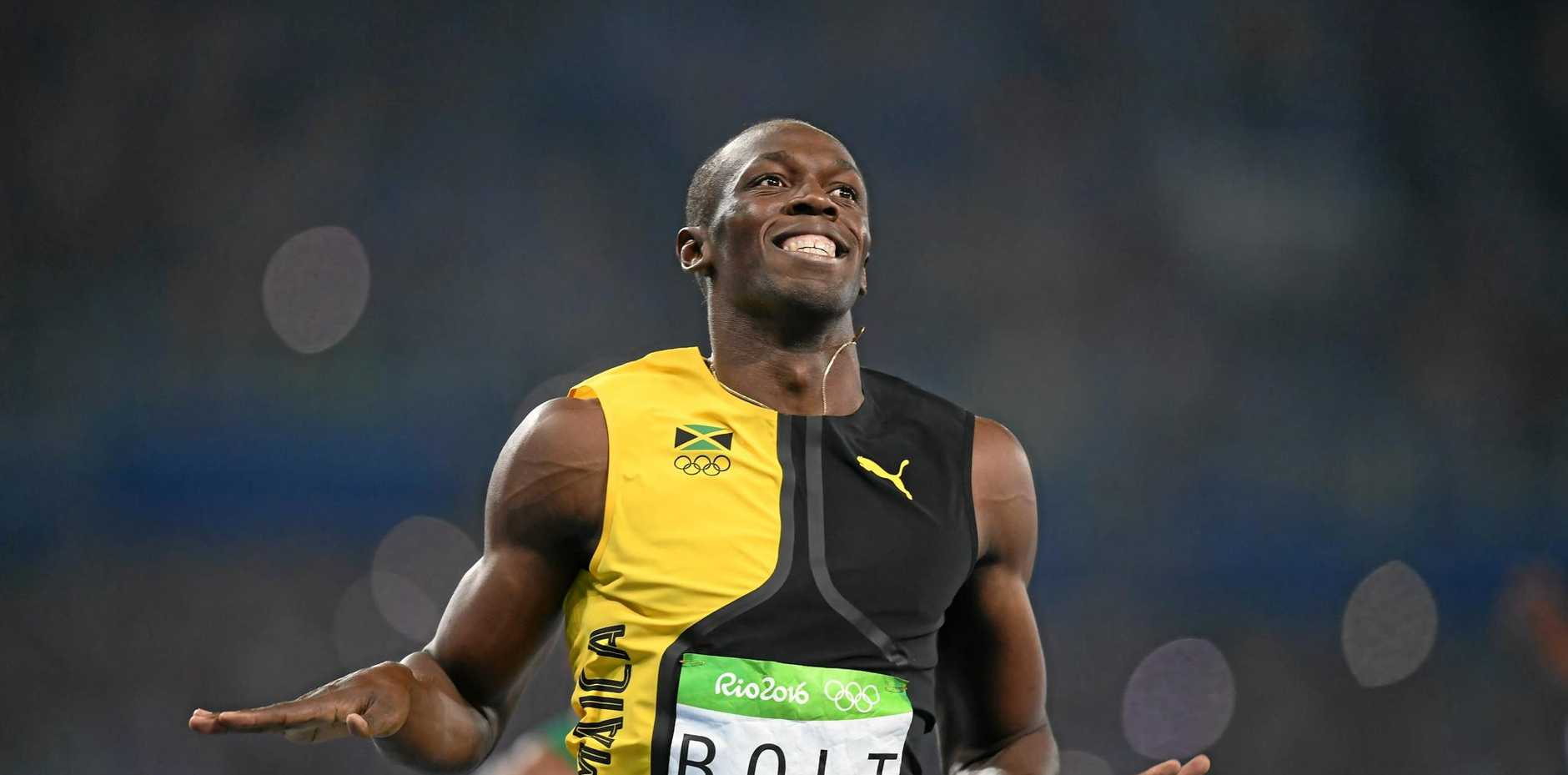 Usain Bolt is one of few Olympians whose endorsements allow him to train full-time.