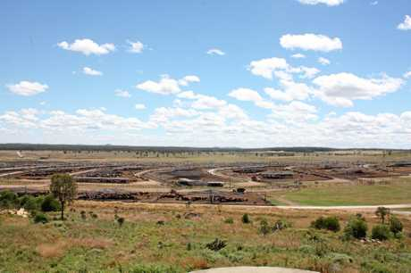 Whyalla Feedlot is on 20,000 acres surrounding Texas, Queensland.