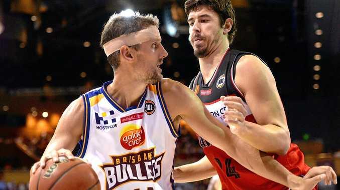 Daniel Kickert and the Bullets will host the Wildcats tonight in Brisbane.