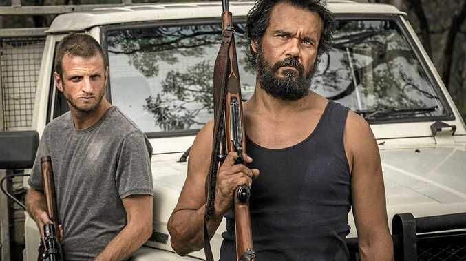 DRAWCARD: The thriller Killing Ground will debut this Friday at Coffs Harbour's Screenwave International Film Festival.
