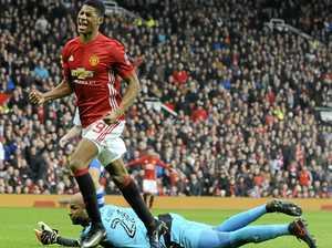 Rashford can match Rooney: Mourinho