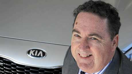 Kia Motors Australia chief operating officer Damien Meredith.