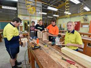 Free training for aspiring carpenters, cabinet-makers
